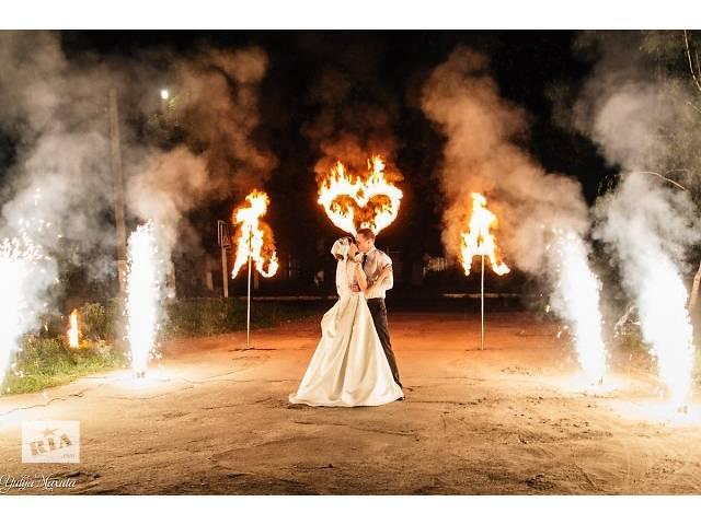 бу Oгненное шоу - подарите себе праздник на Свадьба, Юбилеи, праздники  в Украине