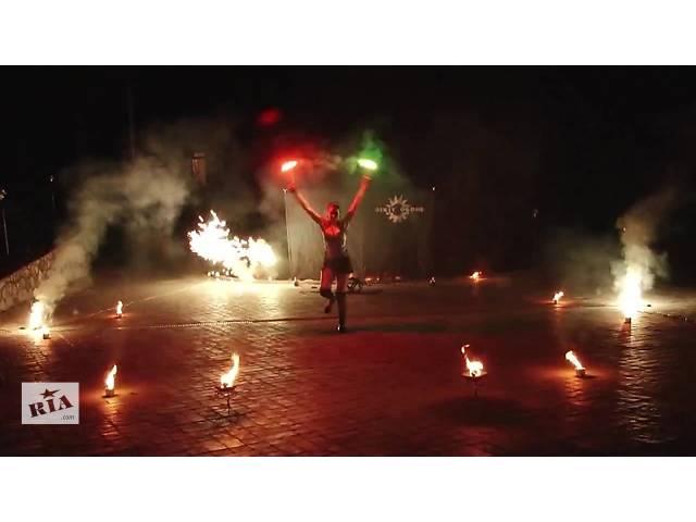 Oгненное шоу - подарите себе праздник на Свадьба, Юбилеи, праздники- объявление о продаже   в Украине