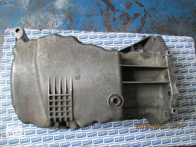 купить бу Поддон масляный Renault 2002 1.5 DCI К9К, 2003 1.9 DCI F9K в Николаеве