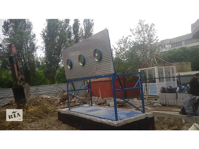 бу Подъемник для мусорных контейнеров (систем)  в Украине