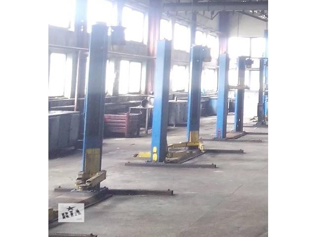 продам Подьемники б/у винтовые для ремонта автомобилей бу в Ивано-Франковске
