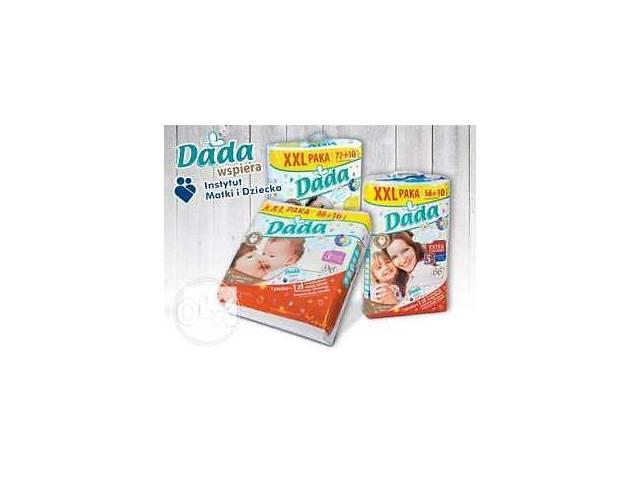 продам Подгузники Dada Premium Mega Pack №4 бу в Чернигове
