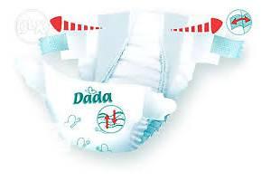 Подгузники DADA PREMIUM  (Польша), оптом от 185 гр