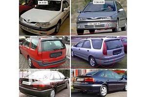 Новые Брызговики и подкрылки Renault Laguna