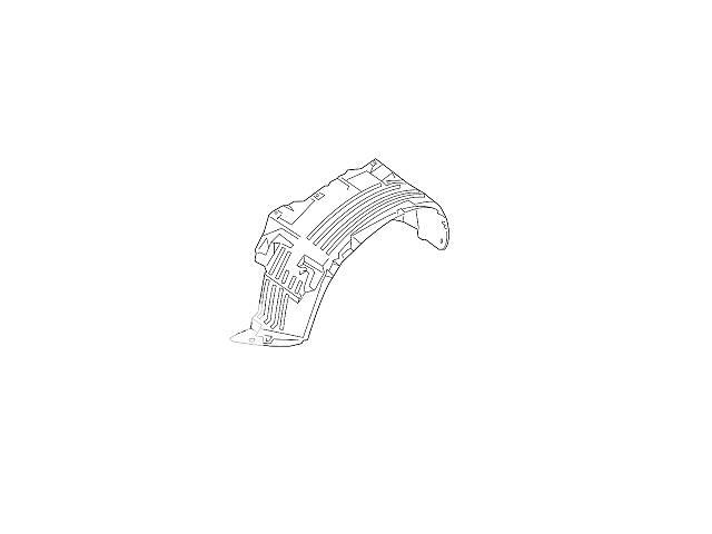 купить бу Подкрылок передний локер Nissan Armada Titan Pathfinder Infiniti QX56 в Киеве