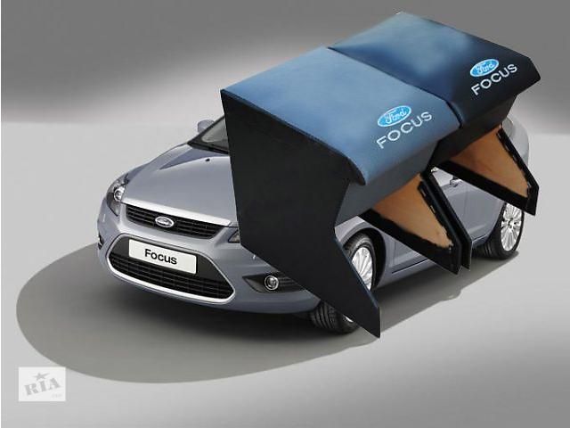 Подлокотник для Ford Focus II крепиться между передними сидениями. Имеются цвета в ассортименте. Изг- объявление о продаже  в Сумах