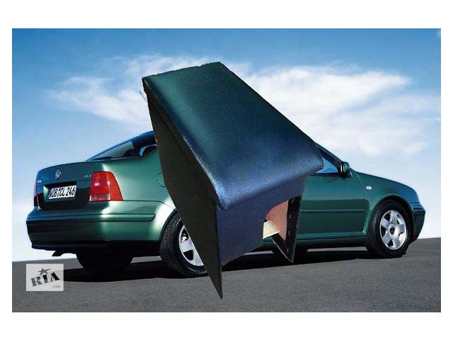 Подлокотник для Volkswagen Bora крепиться между передними сидениями. Имеются цвета в ассортименте. Изготовлен из ДСП ком- объявление о продаже  в Ужгороде