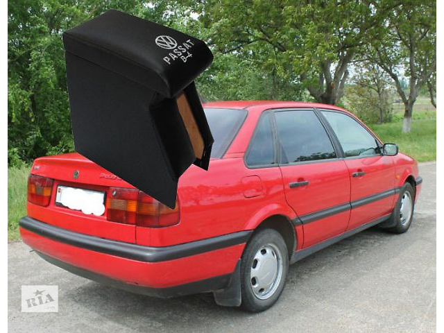 бу Подлокотник для Volkswagen Passat B4. Высоко качественный подлокотник, который выгодно подчеркнет интерьер салона вашего в Сумах