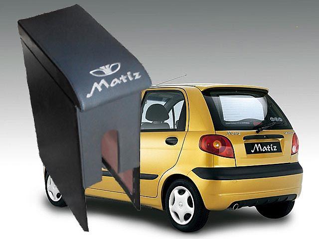 купить бу Подлокотник модельный на Daewoo Matiz с вышивкой и без. в Одессе
