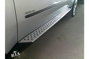 Подножки BMW X6