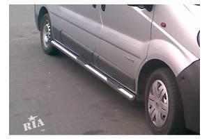 Подножки Opel Vivaro груз.