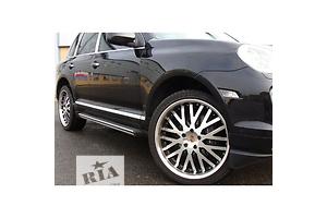 Новые АБС и датчики Porsche Cayenne