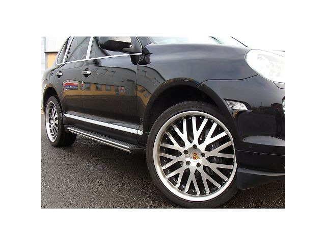бу Подножки для Porsche Cayenne в Львове