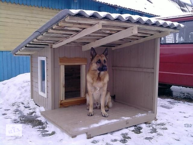 Будка для собаки своими руками пошагово фото