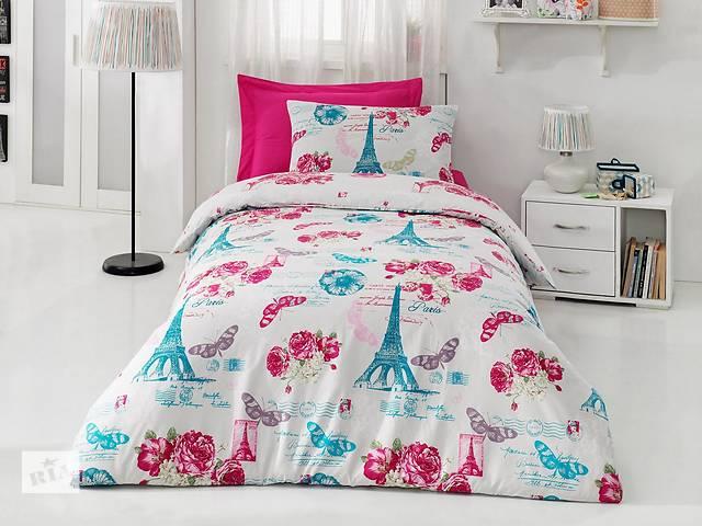 Подростковый полуторный комплект постельного белья Cotton Box, ранфорс, Турция- объявление о продаже  в Харькове