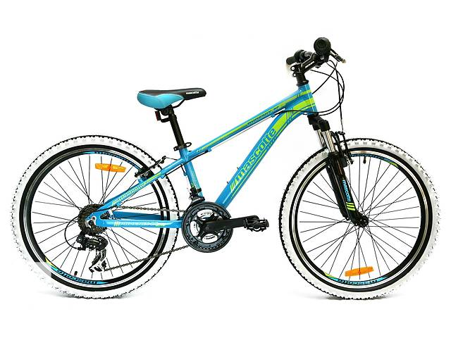 """продам Подростковый велосипед Mascotte Phoenix24"""" 2016 (Маскотте Феникс 24) бу в Северодонецке"""