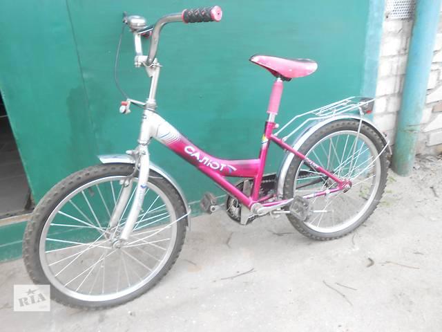 """Подростковый велосипед """"Салют""""- объявление о продаже  в Николаеве"""