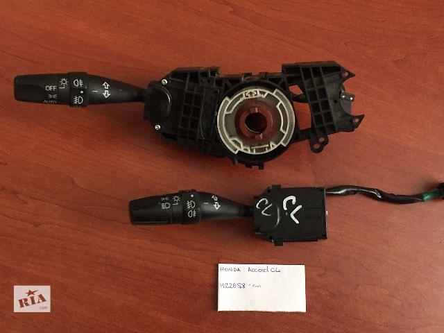купить бу Подрулевой переключатель  Honda Accord CL 2006  M22658 в Одессе