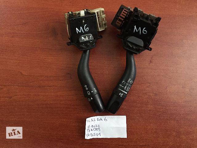 купить бу Подрулевой переключатель  Mazda 6   17B122  17A089  17D254 в Одессе