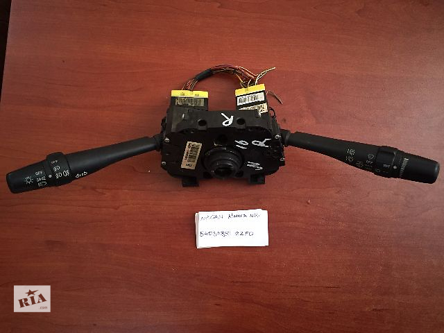 бу Подрулевой переключатель  Nissan Almera   54034851  22F0 в Одессе
