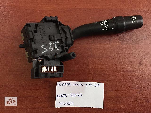 продам Подрулевой переключатель  Toyota Camry SV30   173654   84652-33390 бу в Одессе