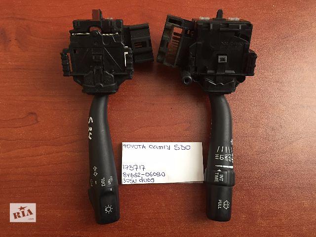 продам Подрулевой переключатель  Toyota Camry  SV30  84652-06090   173717    30SU DU65 бу в Одессе