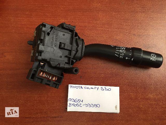 продам Подрулевой переключатель Toyota Camry  SV30  84652-33390   173654 бу в Одессе