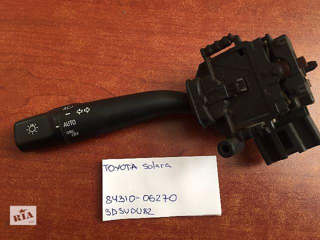 продам Подрулевой переключатель  Toyota Solara   84310-06270   3DSUDU82 бу в Одессе