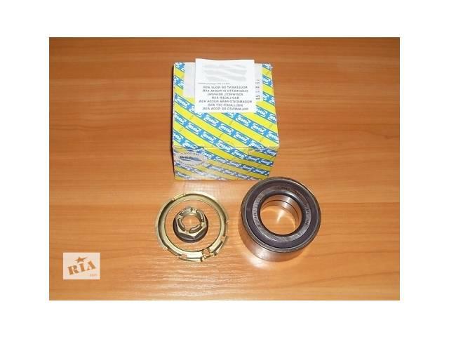 Подшипник передней ступицы с кольцом abs / стопорным кольцом / гайкой  ( наружный диаметр 86мм )  SNR  Франция  на  1.9 - объявление о продаже  в Луцке