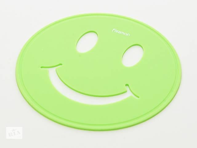 продам Подставка под горячее Fissman улыбка 17 см AY-7543.PH бу в Киеве