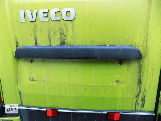 бу Подсветка номера Iveco Daily Івеко Ивеко Дейлі Дейли 35518  3.0  IV 2006-2011. в Ровно