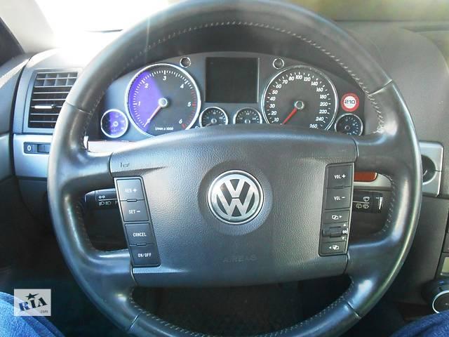 бу Подушка безопасности (AIR BAG) Volkswagen Touareg (Фольксваген Туарег) 2003г-2009г. в Ровно