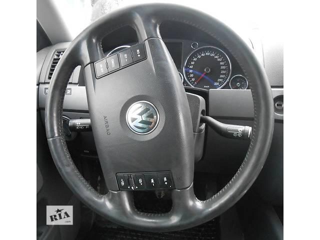 купить бу Подушка безопасности AirBag АирБэг АірБег Volkswagen Touareg Туарег 2002 - 2010 в Ровно