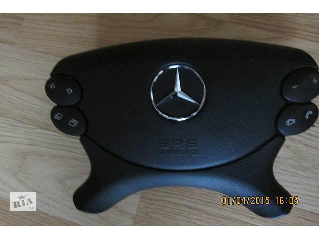 Подушка безопасности для легкового авто Mercedes E-Class 211- объявление о продаже  в Ровно