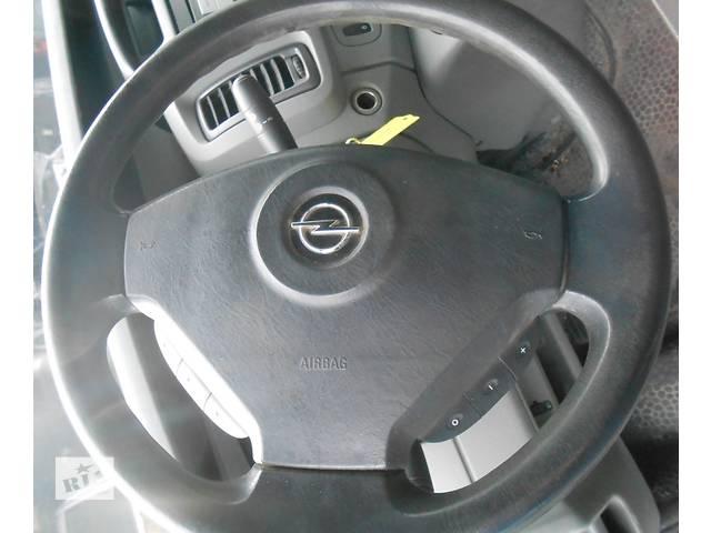 бу Подушка безопасности, подушка безпеки AIRBAG, Аербег Opel Vivaro Опель Виваро Renault Trafic Рено Трафик Nissan в Ровно