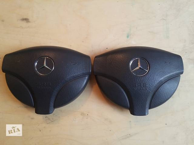 бу Подушка безопасности, руль, airbag mercedes a-class оригинал в Черкассах