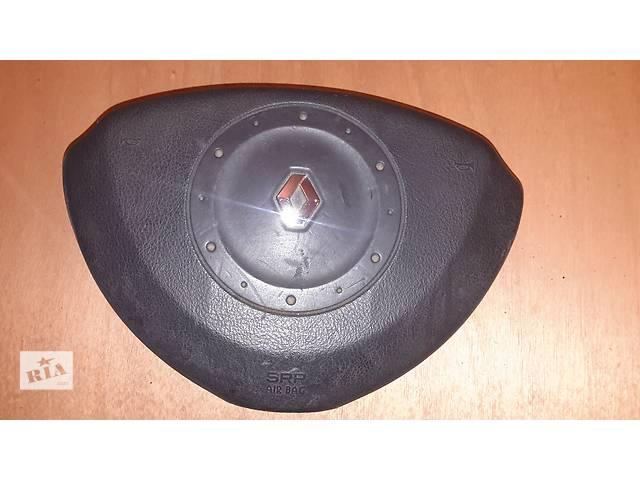 бу Подушка безопасности, руль, AIRBAG Renault  Laguna 2 01-05 г. ОРИГИНАЛ в Черкассах