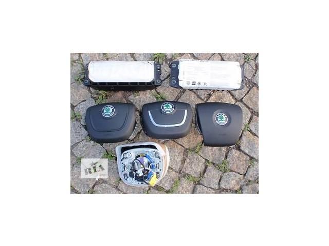Подушка безопасности Skoda Octavia A5- объявление о продаже  в Львове