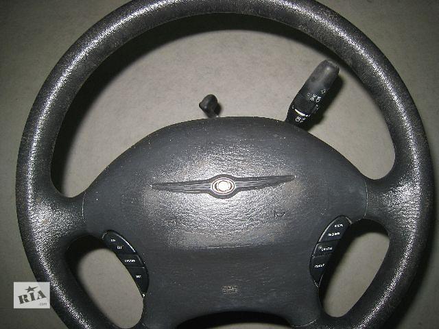 купить бу Подушка безопасности водителя на Chrysler Sebring ( Крайслер Себринг ) 2001 - 2006 года выпуска в Киеве