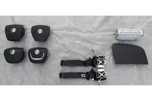 Новые Подушки безопасности Skoda