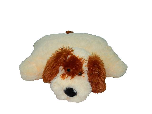 Подушка - игрушка собачка Шарик 45 см- объявление о продаже  в Черноморске (Ильичевске)
