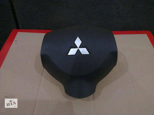 продам Подушка безопасности водителя для легкового авто Mitsubishi Lancer X бу в Львове