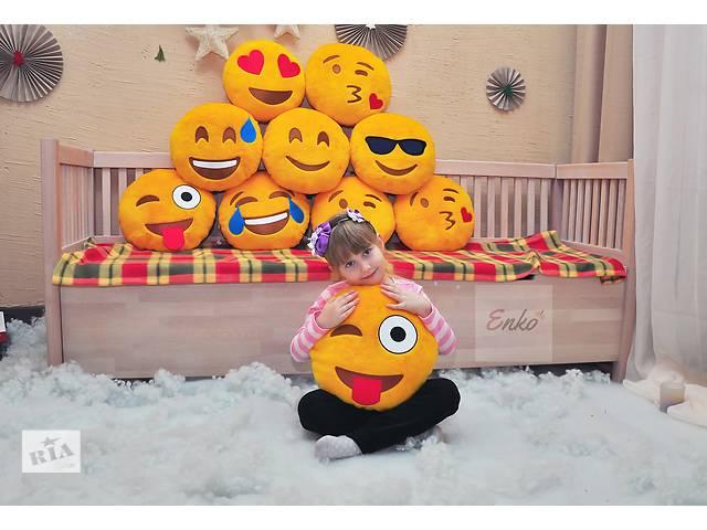 бу Подушки смайлики Emoji в Одессе