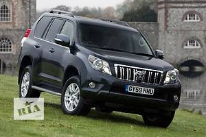 Подвеска Toyota Land Cruiser Prado 150
