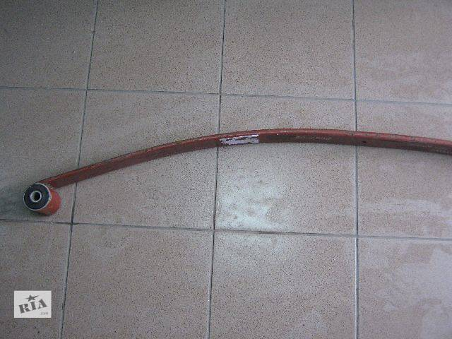 продам Подвеска, Лист коренной  Iveco 4910 бу в Ковеле