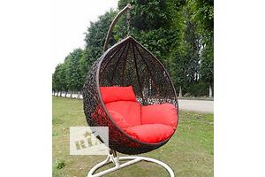 Подвесное кресло из искуссвенного ротанга