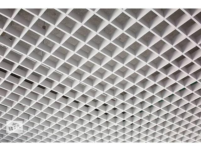 продам Подвесной потолок Грильято бу в Киеве