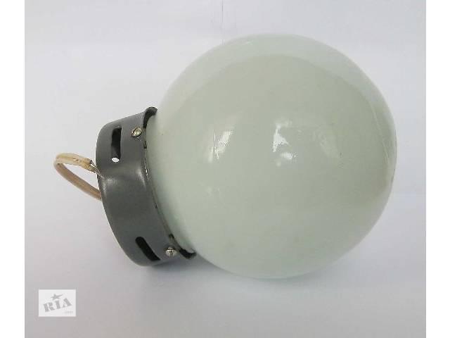Подвесной светильник НПБ 01х60 стекло металл светильник подвесной ГОСТ- объявление о продаже  в Житомире