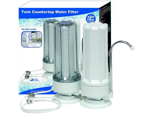 продам Двойной настольный фильтр Aquafilter FHCTF2 бу в Ивано-Франковске