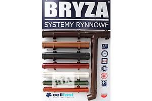 Покрівельні матеріали Водостічні системи новий BRYZA